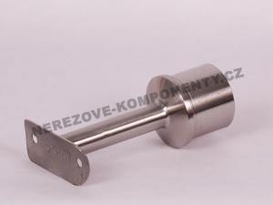 Držák madla - sloupek 42,4 mm (pevný - kulaté madlo)