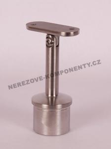 Držák madla - sloupek 42,4 mm (stavitelný HM)