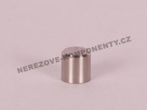 Koncovka nerezového prutu 12 mm - převlečná