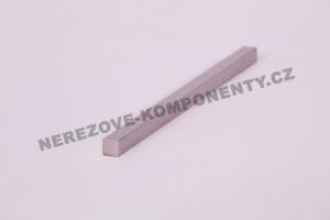Nerezový prut 10x10 mm