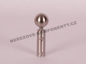 Napínák nerezového lanka 5 mm - kulatý