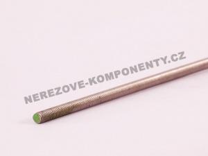 Nerezová závitová tyč M10 - 1 m