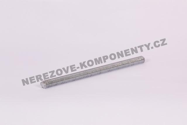 Zinkovaná závitová tyč M10 -12 cm