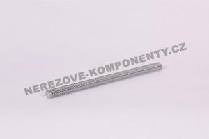 Zinkovaná závitová tyč M10 - 27 cm
