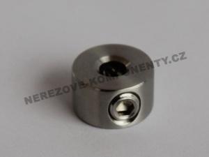 Držák nerezového lanka 5 mm