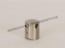 Držák nerezového lanka 3 mm - průběžný