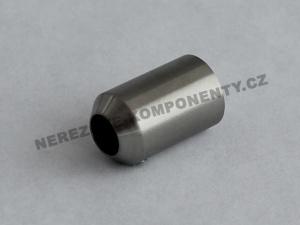 Držák nerezového prutu 12 mm - přímý